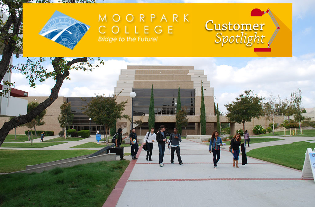 Customer Spotlight: Moorpark College