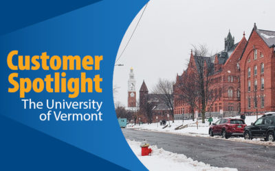 Customer Spotlight: The University of Vermont