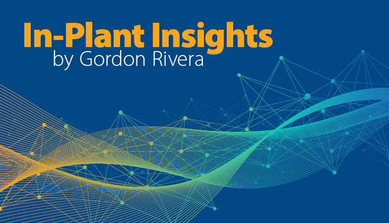 Header graphic for In-Plant Insights