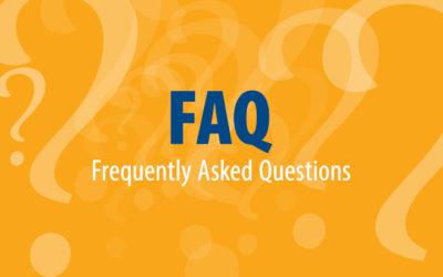 FAQ – November 2019
