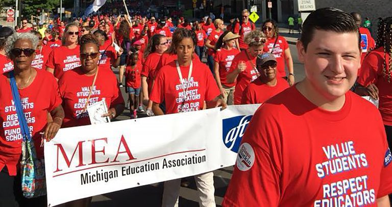 Customer Profile: Michigan Education Association