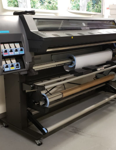 Amherst HP365 Latex Printer