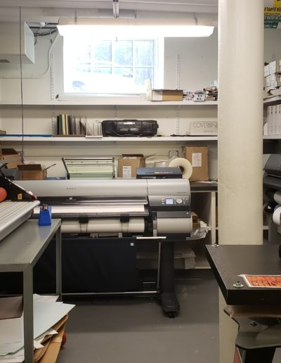 Large Format Machines & Laminator