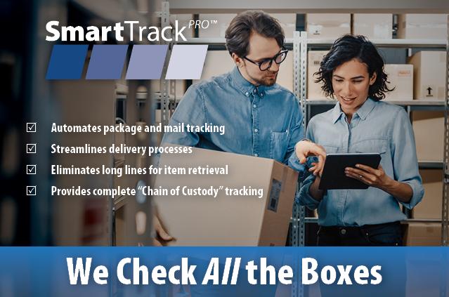 Smart Track Pro™ – January 2021