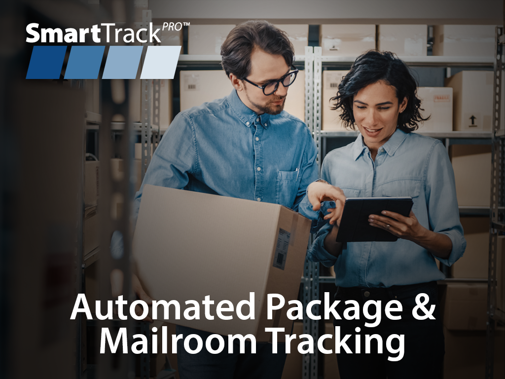 Automated Package & Mailroom Tracking