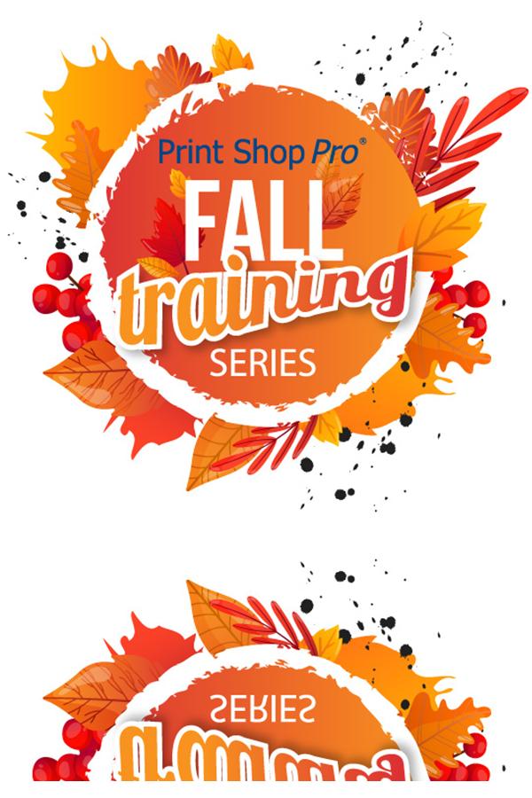 Fall Training Series Graphic