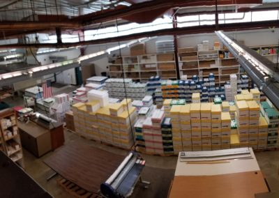 Photo of Paper Supply Room